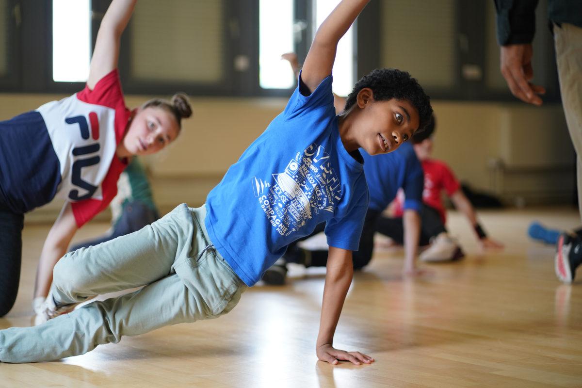 Danse Hip-Hop / Saison 2020-2021
